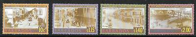 Discreet Barbados Sg1230/3 2003 Settlements Mnh Barbados (1966-now) Stamps