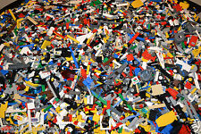 2 Pounds Lego Bulk Random Clean Parts Pieces Brick Used Lot FREE PRIORITY A3