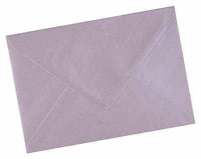 4.48 x 6.37 inches C6 A6 Purple Plum Premium Envelopes 100gsm 114 x 162mm