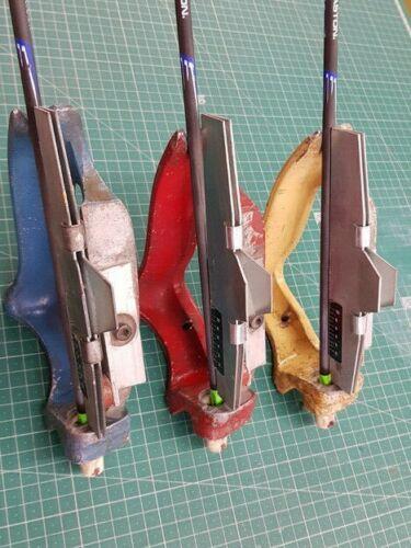 Set of 8 Fletching Jigs