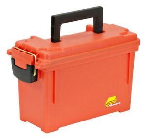 Orange 12x5x7 131252 Storage Box Plano Synergy Inc Marine