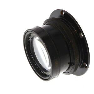 Vintage Carl Zeiss Jena 45cm (450mm) f/9 Apo-Tessar Barrel Lens - UG