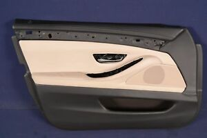 BMW-5-SERIES-F10-2012-LHD-DOOR-CARD-TRIM-PANEL-FRONT-LEFT-NEAR-SIDE-9546736