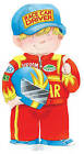 Race Car Driver by Giovanni Caviezel, C. Mesturini (Board book, 2009)