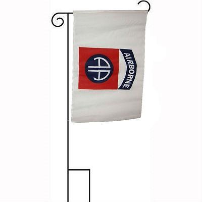 "12x18 12/""x18/"" 101st 82nd Airborne Sleeve Flag Boat Car Garden"