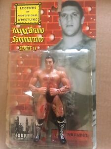 Legends-of-Professional-Wrestling-Young-Bruno-Sammartino-Bloody-Series-13-NEW