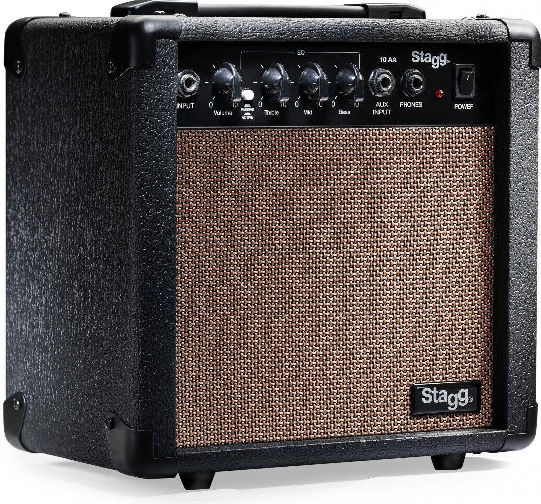 Akustik-Verstärker ACOUSTIC Amp  Lautsprecher 8  10W  für Gitarre