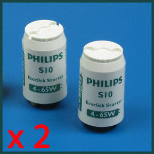 x-2-PHILIPS-S10-Fluorescent-Tube-Starter-4-65W-EcoClick-Starters-Fluo-tubes