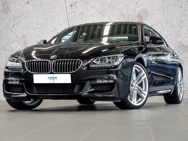 BMW 640d 3,0 Gran Coupé xDrive aut. 4d - 3.700 kr.