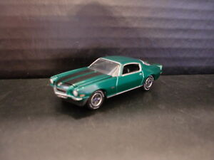 1:64 Greenlight 1970 Chevrolet Camaro Die cast Model Car Loose