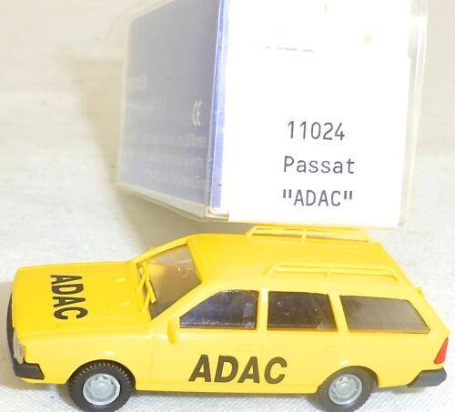 ADAC VW Passat Bj 1981 gelb  IMU EUROMODELL 11024 H0 1:87 OVP   HO 1   å *