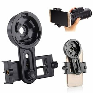 Logique Universal Cell Phone Adapter Holder Mount Microscope Telescope Interface Bracket