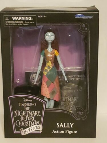 Disney Diamond Select Toys Le Cauchemar Avant Noël 25 ans Sally Figure