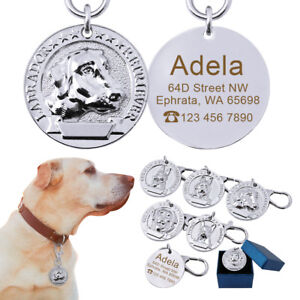 3D-Personalized-Dog-Tag-ID-Nameplate-Custom-Tags-Labrador-French-Bulldog-Husky