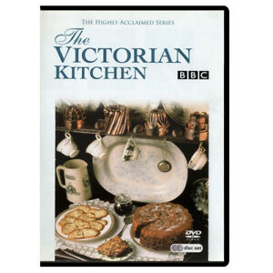 The-Victorian-Kitchen-BBC-1996-DVD-Harry-Dodson-New-Factory-Sealed