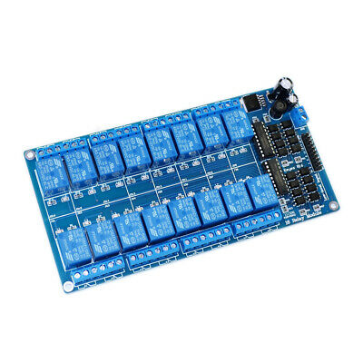 Relay Module 5V 4 Channel Indicator Light LED PIC ARM DSP AVR Relay BBC