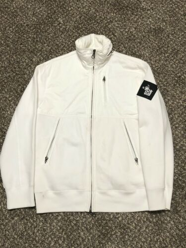 vintage polo ralph lauren Anchor Jacket White Size