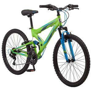 Boys-24-034-Mongoose-Spectra-Bike-Green
