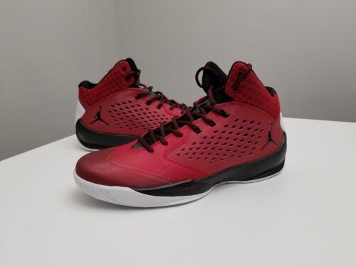 new product ad982 5b7b3 Red Jordan High Size Shoes Mens Rising 601 11 768931 Nike Basketball Black  8fgq6w