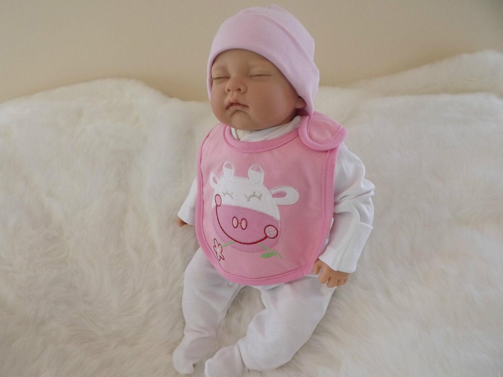 P. Madeline gos realista Reborn Bebé Muñeca niño niñas cumpleaños regalo de Navidad