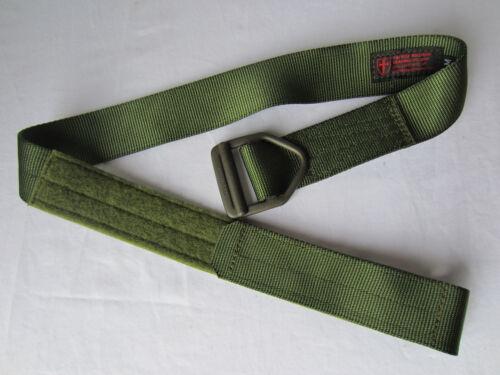 Patriot Military Trading CQB Rigger Belt Black OD Green Coyote Multicam LBT S-XL