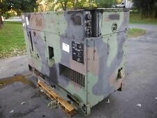 30 KW MEP-805A DIESEL MILITARY EMP PROOF TACTICAL QUIET GENERATOR preppers