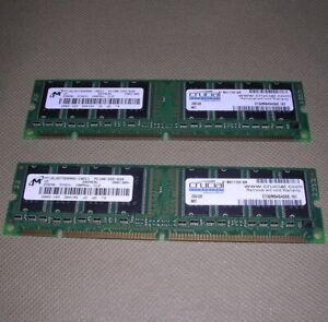 Crucial-Technology-BH1115Y-GN-512MB-RAM-256x2-PC-100-222-620-SYNCH-100Mhz-CL2