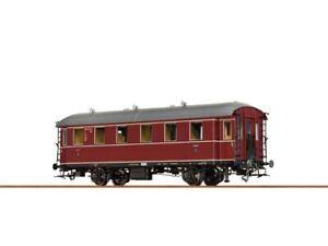 BRAWA-45543-Personenwagen-der-DB-III-DC-Spur-H0