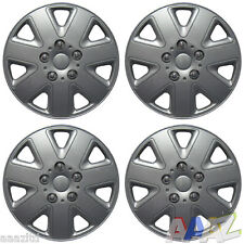 "15"" Wheel Covers Hub Caps 15 Inch Wheel Trims Trim Set Of 4 ABS Plastic Trim"