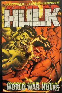 HULK #6 World War Hulks (TPB Trade Paper Back) (MARVEL Comics) ~ VF/NM