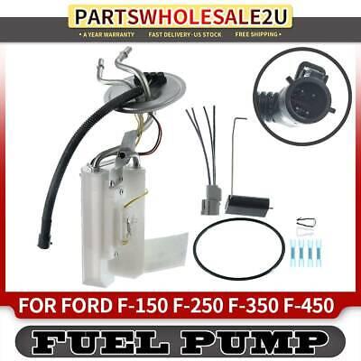 Fuel Pump Assembly fits 1992-1997 Ford F-150 F-250 F-350 Driver Side F6TZ9A407BA