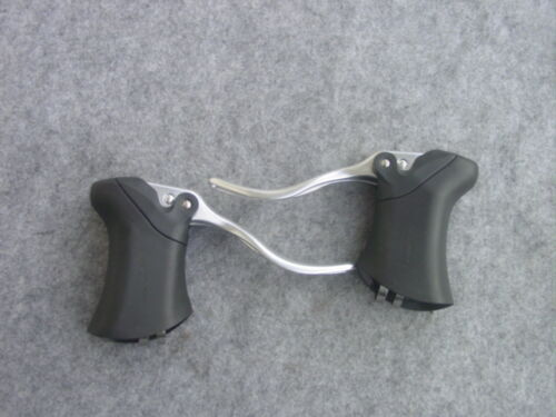 Rennbremshebel 1 Paire Tektro rl-340 pour Renn ou Cantibremse Argent Noir