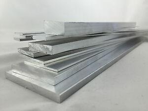 Barra piatta in alluminio 10mm x 3mm x 2000mm 2 m di lunghezza