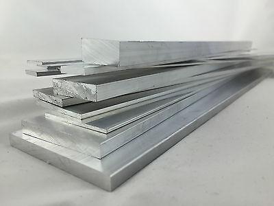 Aluminium Flat Bar / 70-200 mm Width many sizes choose Length