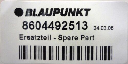 Radio BLAUPUNKT digitai mini ISO line out//conector hembra pieza de repuesto 8604