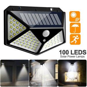 quartier-Lampe-murale-energie-solaire-Capteur-de-mouvement-Pir-Lampe-de-trajet