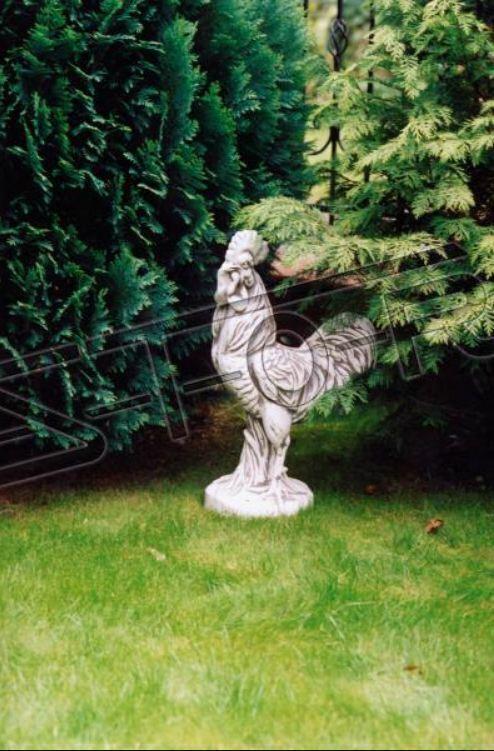 Jardín decoración pollo estatua escultura figuras esculturas Designer figura 195