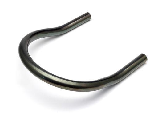 Motorcycle Rear Seat Loop Frame Hoop Upswept 20x210mm Custom Project Scrambler