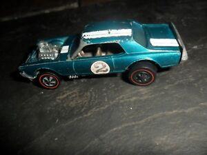 1970-Hot-Wheels-Redline-SPOILERS-Nitty-Gritty-Kitty-AQUA