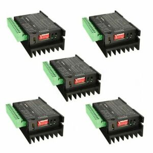 1X-5-Stuecke-Cnc-Einzel-Axis-4A-Tb6600-Schritt-Motor-Treiber-Controller-H2M3