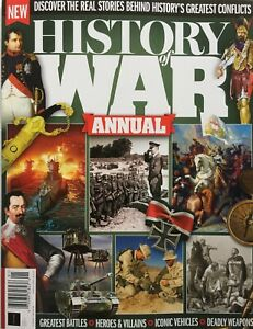 2020-HISTORY-OF-WAR-ANNUAL-Magazine-GREAT-BATTLES-WEAPONS-VEHICLES-VILLAINS