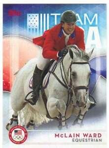 2016-Topps-US-Olympic-Team-USA-Hopefuls-55-McLain-Ward-Equestrian