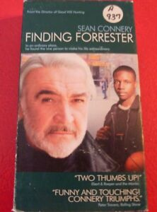 VHS-Movie-Finding-Forrester-Sean-Connery