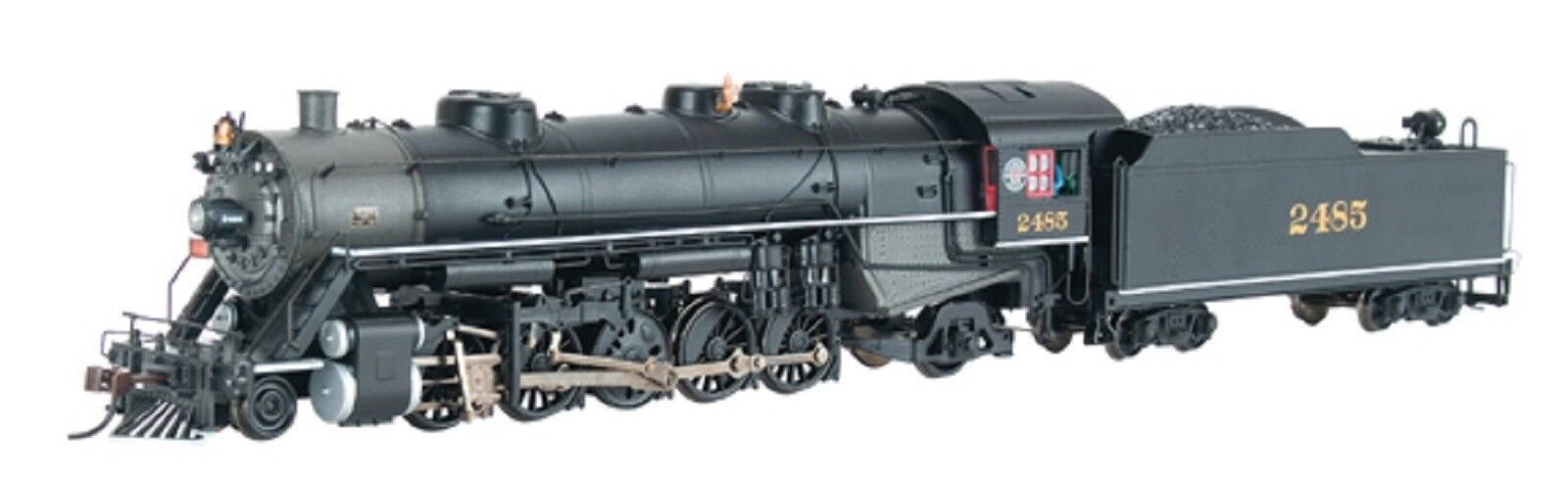 83310 Locomotive vapeur 2-10-2 USRA BACHMANN SPECTRUM DCC Train HO