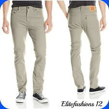 Levi's® Mens 510™Skinny Fit Jeans,Atomic Grey, Size 30 x 32 Style # 05510-0632