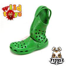 Wild Toys 1/6 Plastic Clogs#9 Green: Sandal Now  WT006I