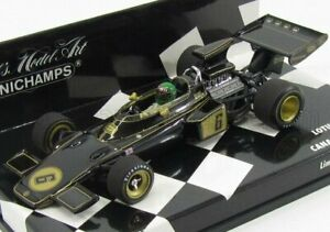 MINICHAMPS 1/43 LOTUS | F1  72 FORD N 6 CANADIAN GP 1972 R.WISELL | BLACK