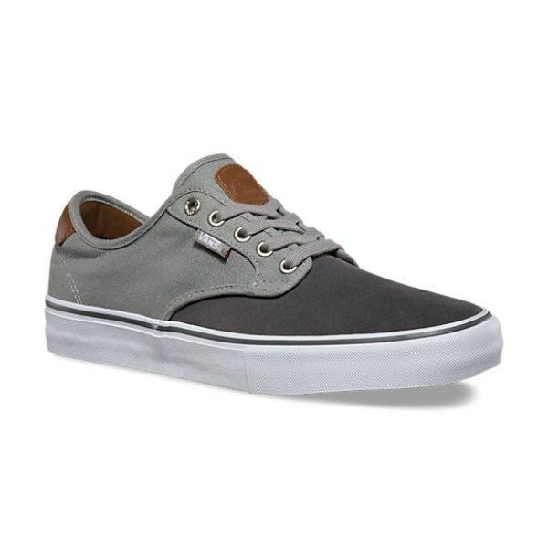 52db6a8bee92 VANS Chima Ferguson Pro Two Tone Pewter grey Men s Skate Shoes Size 7.5 for  sale online