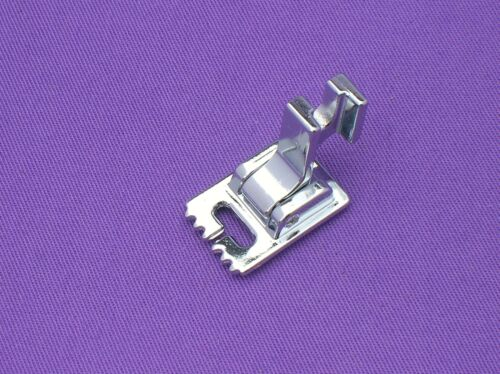7 GROOVE PINTUCK FOOT LOW SHANK SCREW ON SEWING MACHINE FOOT FIT BROTHER SINGER