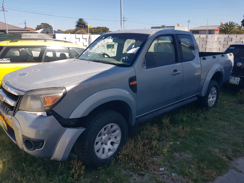 Breaking up Ford Ranger for parts